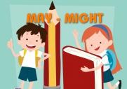 Cách dùng May và Might trong tiếng anh